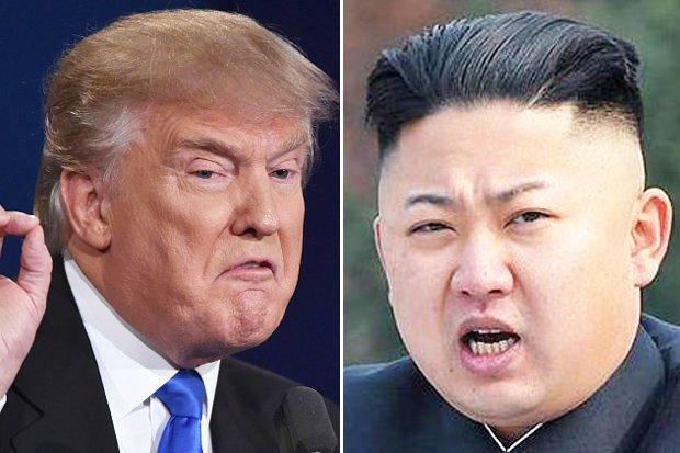 Kim Jong-un azidi kumvuruga Trump