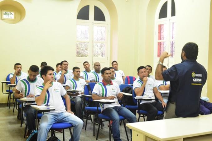 Cetam vai ofertar mais de 130 mil vagas em cursos técnicos e profissionalizantes