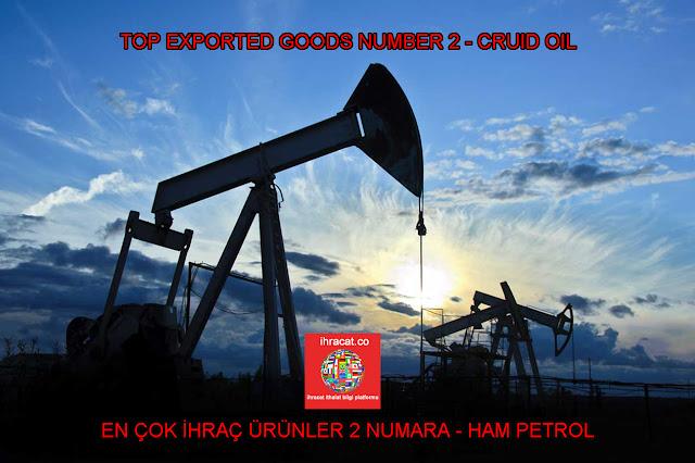 petrolium export