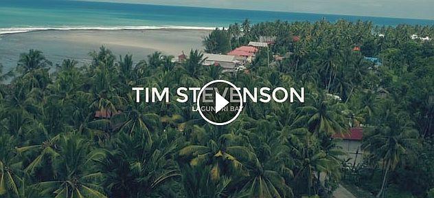 TIM STEVENSON - LAGUNDRI BAY