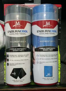 MISSION Athletecare's EnduraCool towel