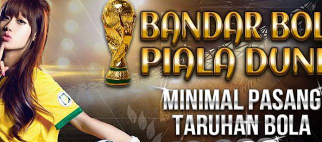 Situs Judi Bola Terpercaya Paling Murah Di Indonesia