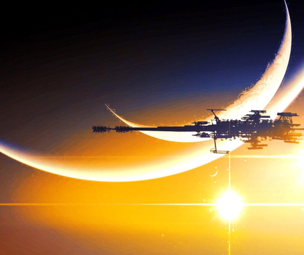 Alfa Centauro e ficção científica
