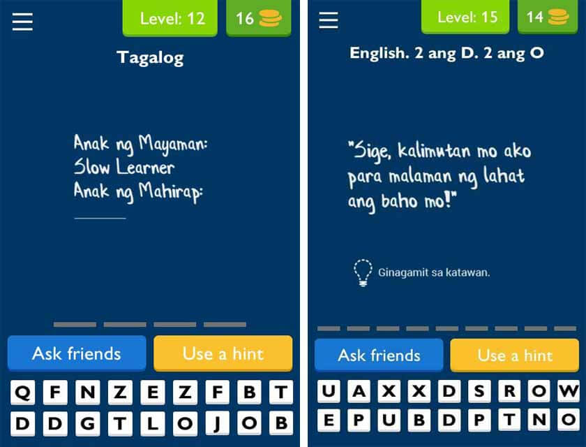 Dating quest answers android