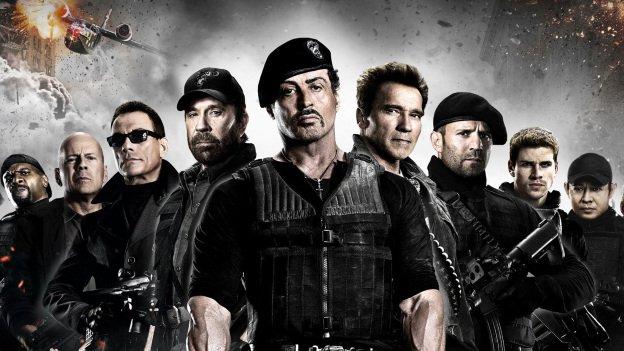 Jackie Chan y Stallone harán épica mancuerna en 'Ex-Baghdad'