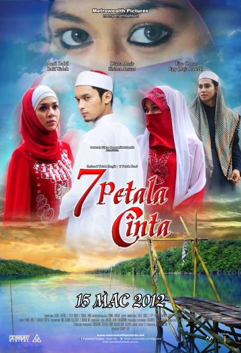 7 Petala Cinta movie