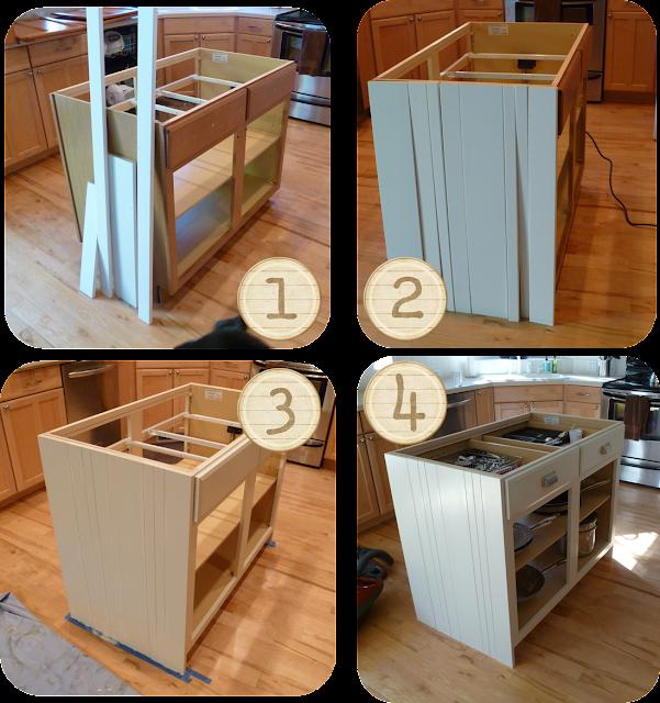 Building Kitchen Island: My Suite Bliss: DIY: Kitchen Island Re-do