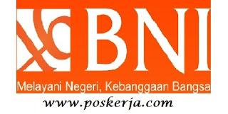 Lowongan kerja Terbaru Mei 2019 BUMN Bank BNI