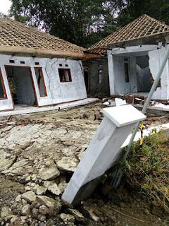 Hujan Sehari, Bencana Longsor di Kabupaten Kuningan