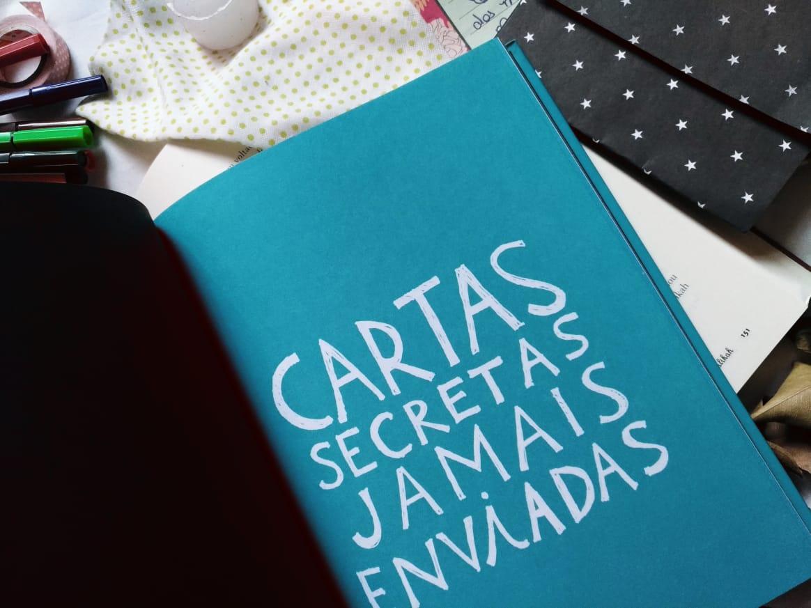 { #RESENHA } CARTAS SECRETAS JAMAIS ENVIADAS - EMILY TRUNKO