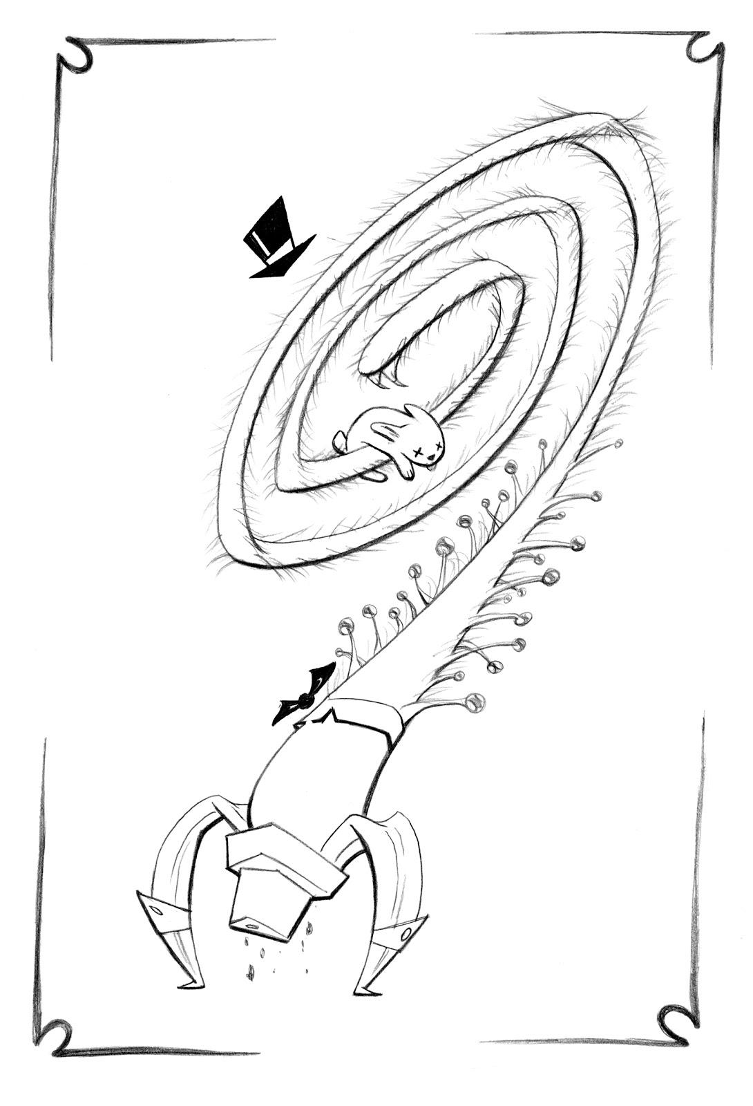 Joey S Blerg Bipedal Carnivorous Cruciferae