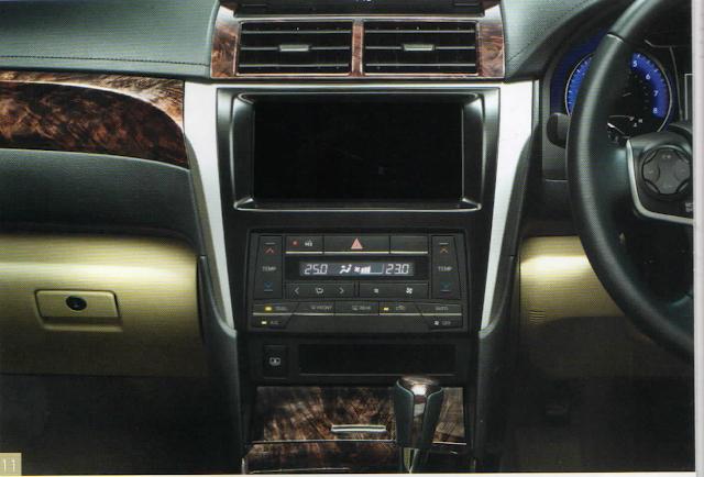 phu kien toyota camry 2015 1 - Đa dạng phụ kiện thời trang cho xe Toyota Camry 2015 - Muaxegiatot.vn