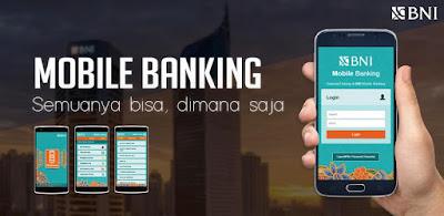 Mendaftar Mobile Bangking BNI