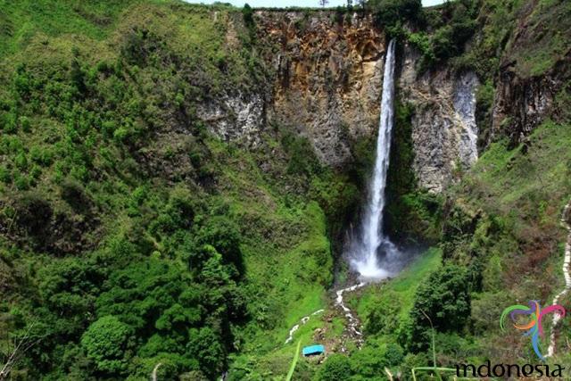 Paket Trip 1 Hari ke Air Terjun Sipiso-Piso