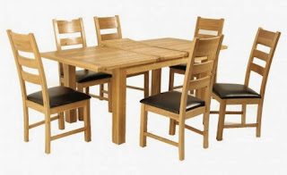 Yorkshire Blog, Mummy Blogging, Parent Blog, Christmas Feature, Extending Dining Table,