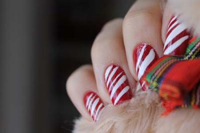 merah merona nail art