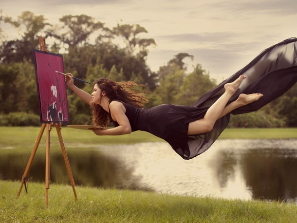Clever Levitation Photography
