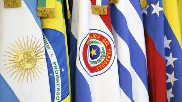Argentina asumirá la presidencia del Mercosur el próximo 14-D