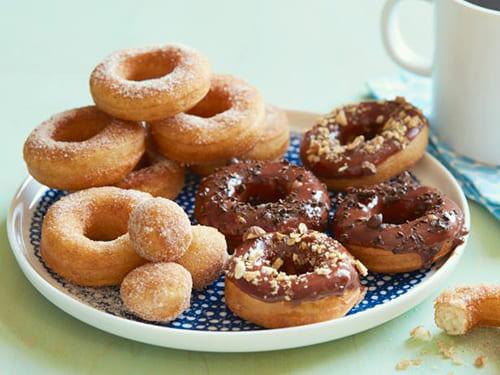 Italian Donuts (Sfingi) recipe