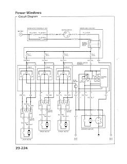 Project: Scratchy: The DIY EG Civic Hatch Power Windows