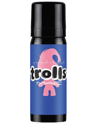 MAC Good Trolls chroma glaze tease and thank you