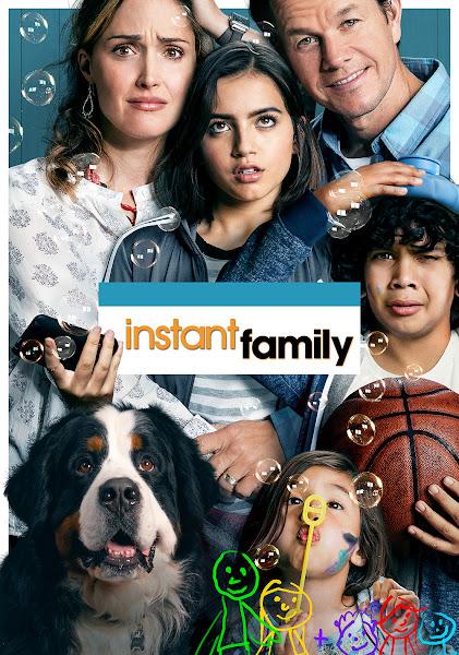 Instant Family 2018 Hindi