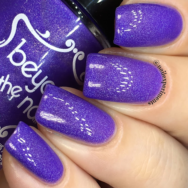 beyond the nail intergalactic swatch