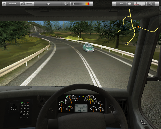 UK Truck Simulator PC Version Full Rip