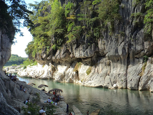 Learn, Love and Laugh thru BLOGGING!: November 2014 Treat - Minalungao National Park