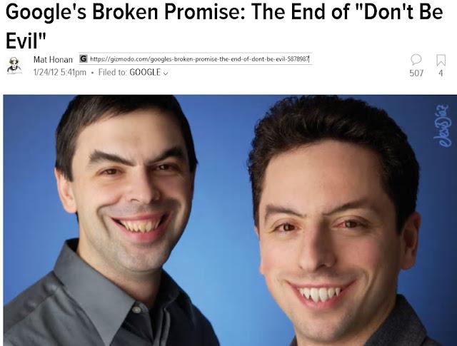 Google Vampires