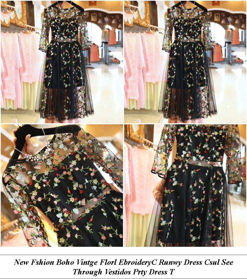 Womens Coral Dress - Vintage Clothing Companies - Plus Size Dresses Cheap Formal