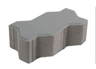 Paving Block Model Cacing