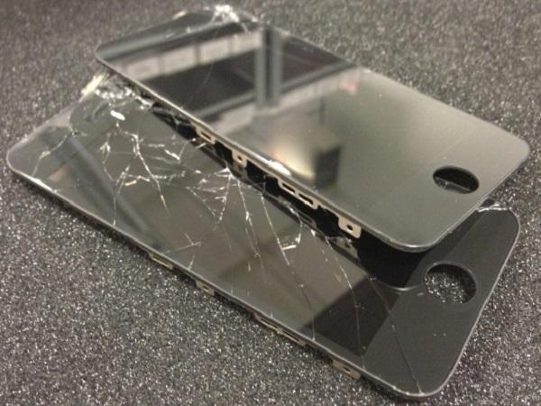 thay mat kinh iphone 5c 1