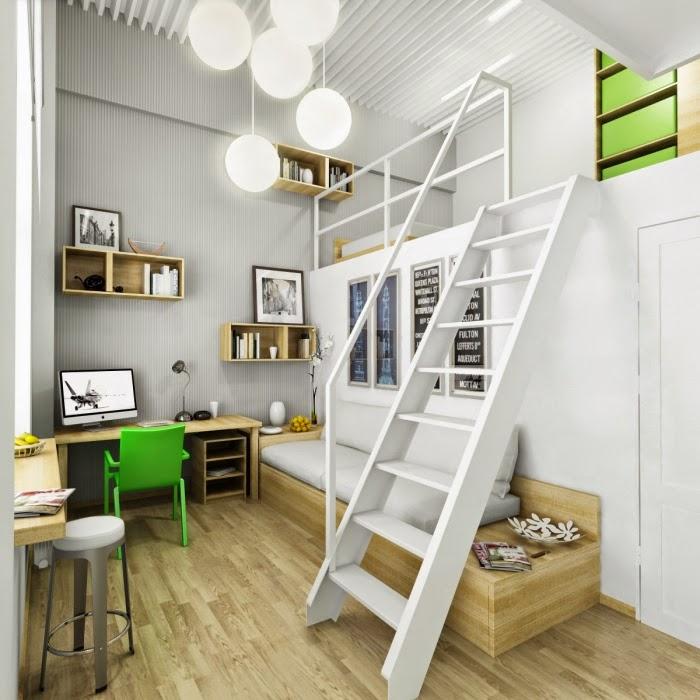 Dormitorios juveniles para dos chicas dormitorios - Habitaciones juveniles para dos ...