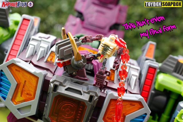 maketoys pandinus transformers scorponok