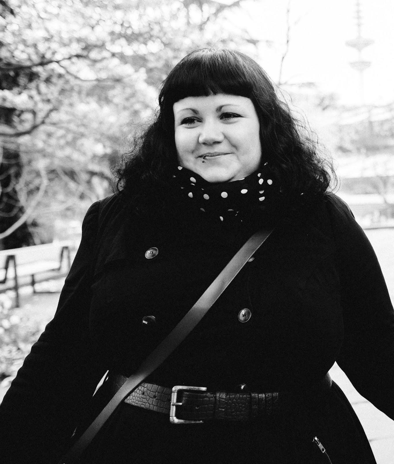 Jana Nörenberg. Hamburger Mensch #205