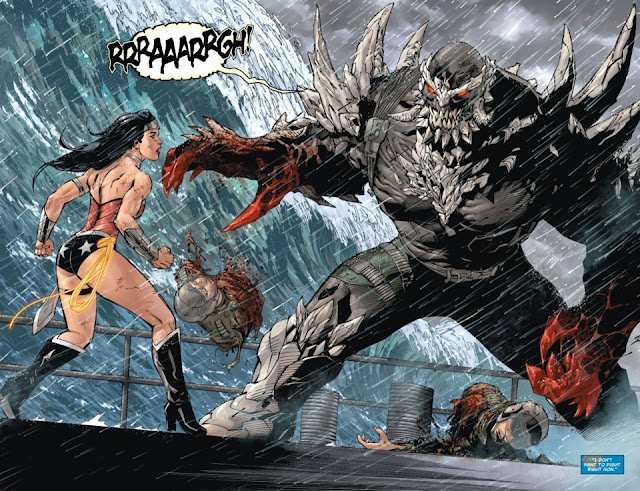 Kekuatan Wonder Woman (Diana Prince), Sang Putri Amazon dari DC Comics
