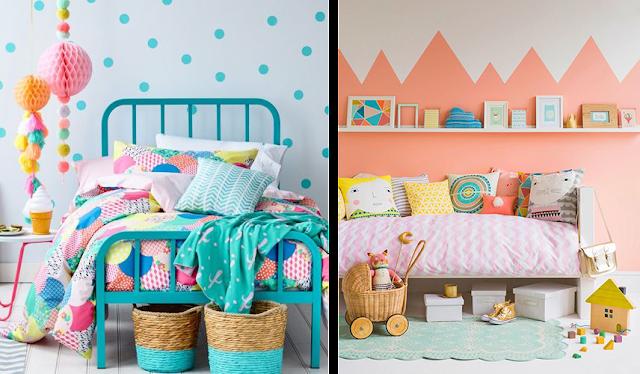 Awesome Chambre Enfant Coloree Ideas - Home Decor Tips - waterlot.info
