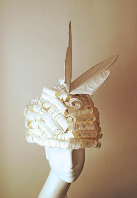 Creative Paper Eyelashes and Cool Paper Wigs (10) 9