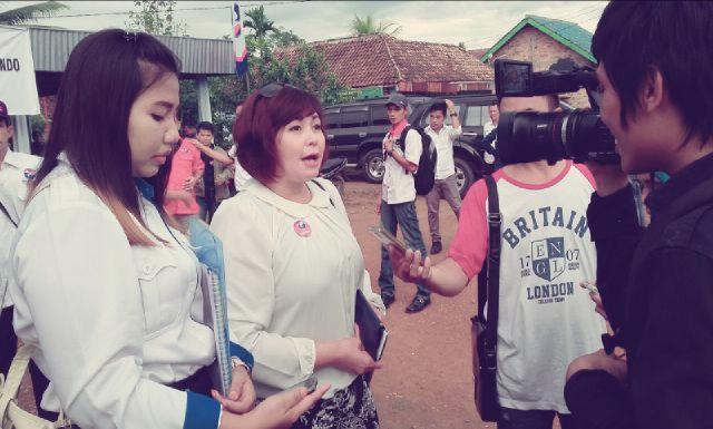 Ketua DPW Kartini Sumsel Siap Bantu KDRT