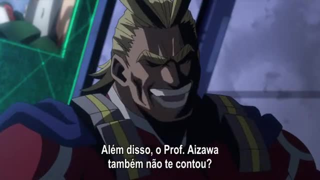 Boku No Hero Academia – Episódio 07