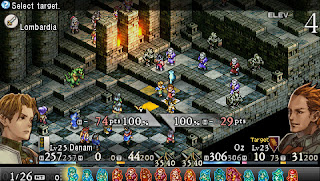 Download Tactics Ogre - Let Us Cling Together Game PSP for Android - www.pollogames.com