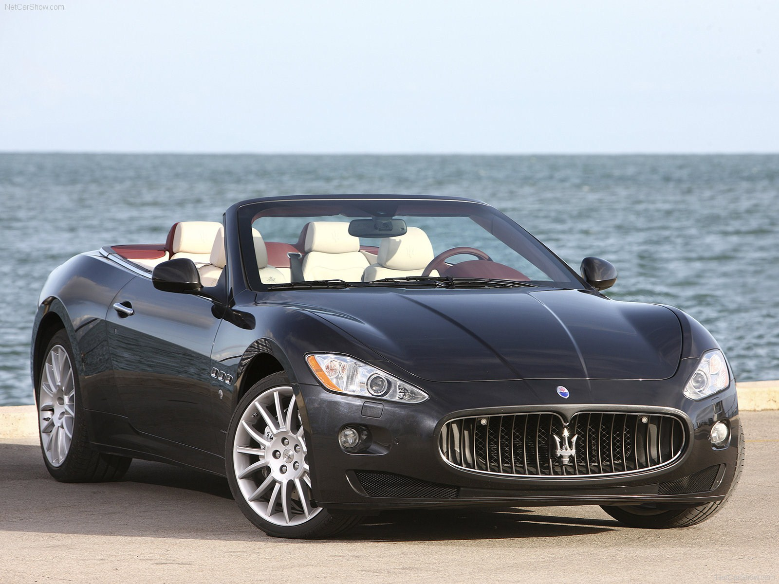 2015 Maserati GranCabrio Spy Shots