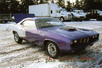 Other People's Projects: 1971 440 Six Pack 'cuda | phscollectorcarworld