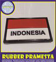 PATCH RUBBER INDONESIA | PATCH RUBBER BENDERA MERAH PUTIH | PATCH RUBBER MERAH PUTIH