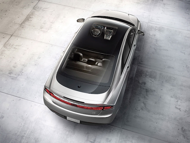 Lincoln MKZ 2013 top
