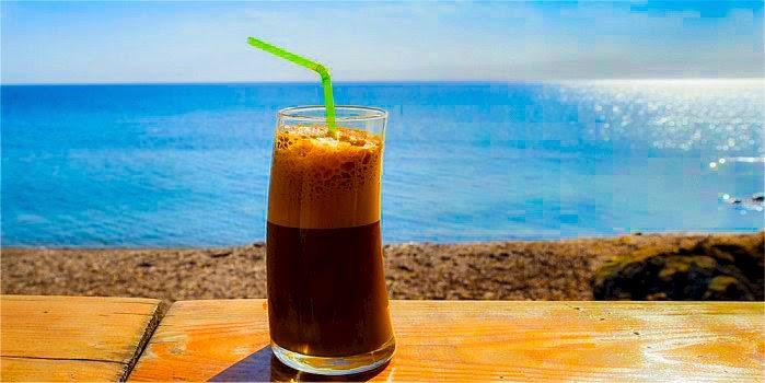 Nescafé Frappé greco