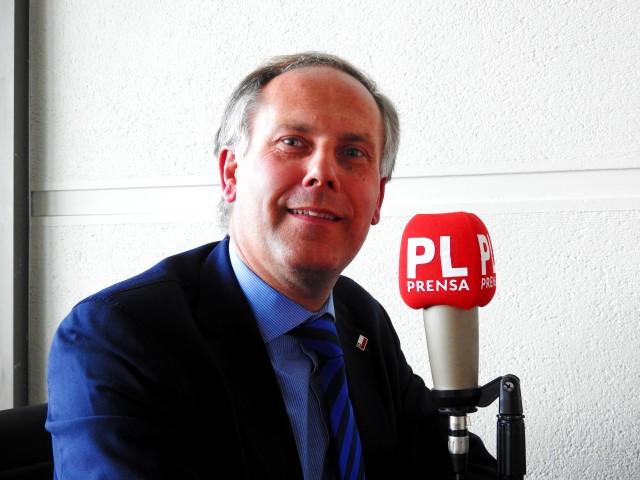 Seremi de Justicia, el abogado Alex Meeder Thiers