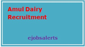 Amul Dairy Recruitment 2017