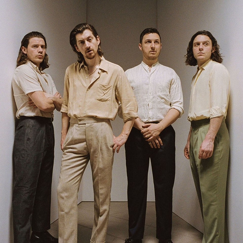 Arctic Monkeys regresa a los escenarios con nuevo disco